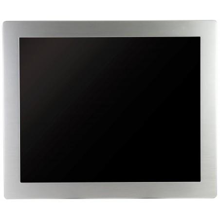 "19"" Panel PC, Resisitve Touch, IP65 front, 6x COM, 6x USB, 6th Gen. Intel CPU"
