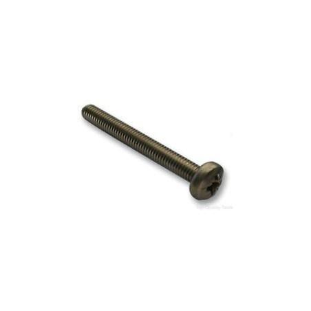 Machine Screw til fastmontering M2,12mm, pose med 100 stk