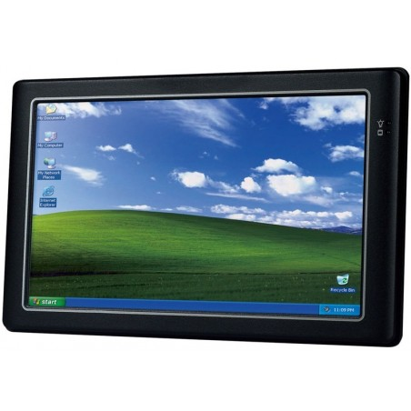 """9"""" panel pc m/ indb. touch"""