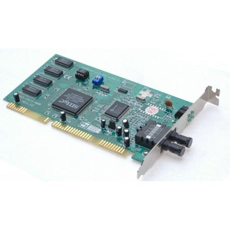 16-BIT ISA 10/100 Base-TC network adapter