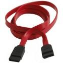 SATA kabel, 2 x 7-polet stik, 1,45 m