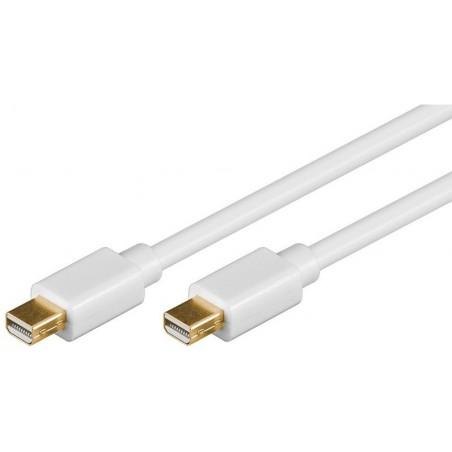 DisplayPort kabel. DP mini han – DP mini han, 5,0m