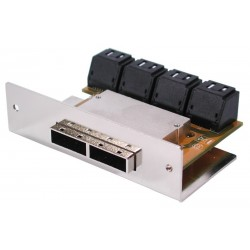 SCSI bakplate