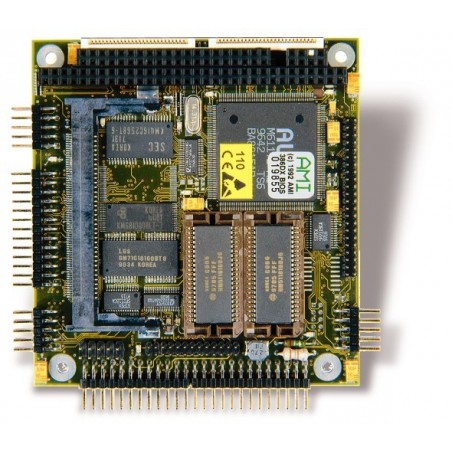 Restlager: Modul med komplet 386SX-33 PC og grafik
