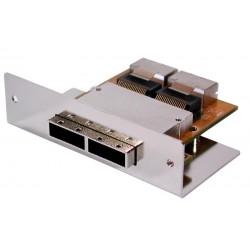 SCSI bagplade