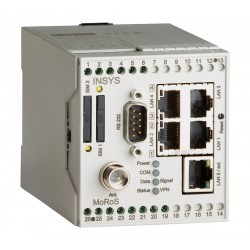 INSYS Linux HSPA router med...
