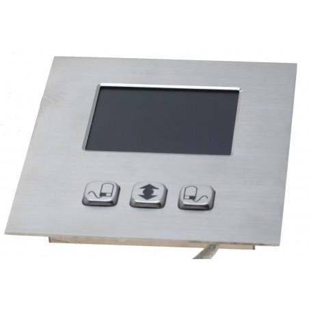 IP65 Industri keypad/ touchpad til USB med 3 knapper
