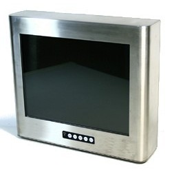 "15"" Industri Panel PC. IP65..."