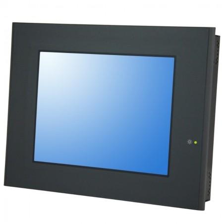 """10.4"""" Industri TFT skærm. IP65 tæt SVGA farve og USB resistive touch"""