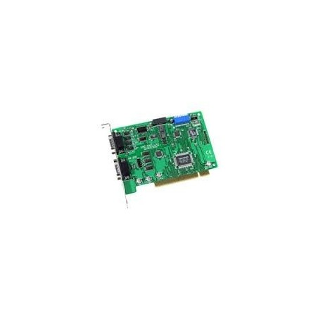 1 x Isolated RS-422/485 , 1XRS232 serieport, PCI ICP DAS VXC-182I
