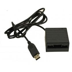 Stillatillionär stillreckkodsläsare med USB