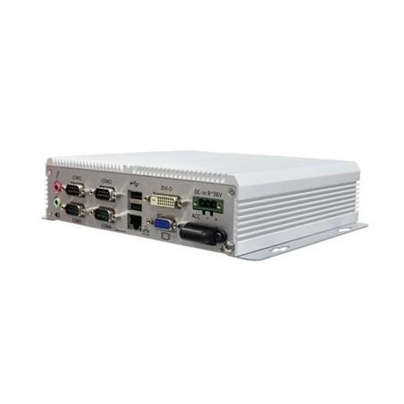 Embedded PC Atom 1.91GHz, Udvidet temperatur område -40°C~70°C