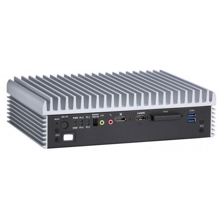 Embedded PC i3/i5/i7, Celeron, 2 x HDMI, 1 x DP, 4xGbit, 6 USB 6th/7th Gen. CPU