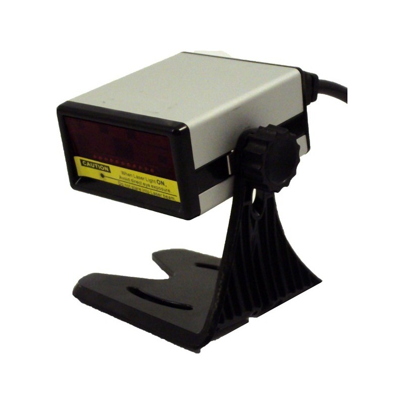 Stationary 1D Barcode Reader With USB