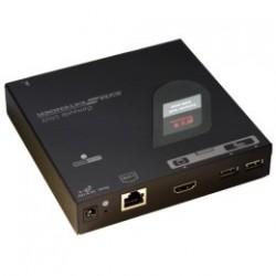 FXDA-M040, Fiber DVI KVM Extender med lyd & IR