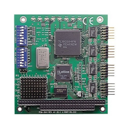Advantech PCM-2641-AE kort. 4 X RS232 til PC104