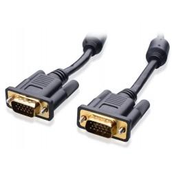 VGA kabel DB15HD han/han,...