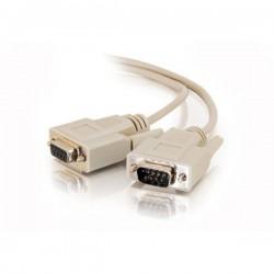 SUB-D RS232 seriel kabel,...