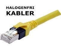 PUR - Halogenfrie kabler
