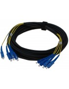 Multi Core Fiber kabler