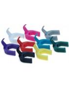 Kabelclips - Flere forskellige farver - DANBIT A/S