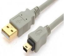 Mini USB - USB A og B