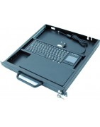 "19"" LCD console - KVM"