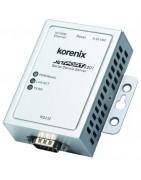 Serielportserver / Serial Device Server