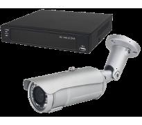 Videoovervågning / Kamera / Optager