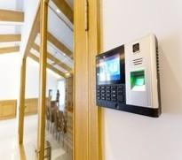 Adgangskontrol / Tidsregistrering