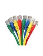 Cat. 6 netværkskabler - UTP (Uskærmet) - Over 180 forskellige kabler