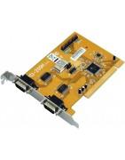 RS232 PCI Kort
