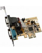 RS232 PCI Express Kort